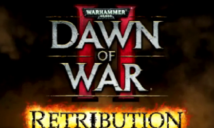 Running Dawn of War 2 Retribution on Linux