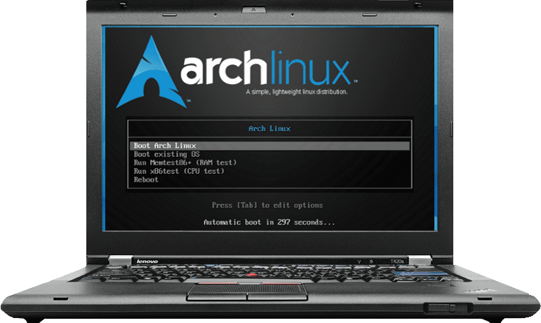 Thinkparch – Archlinux on a Thinkpad